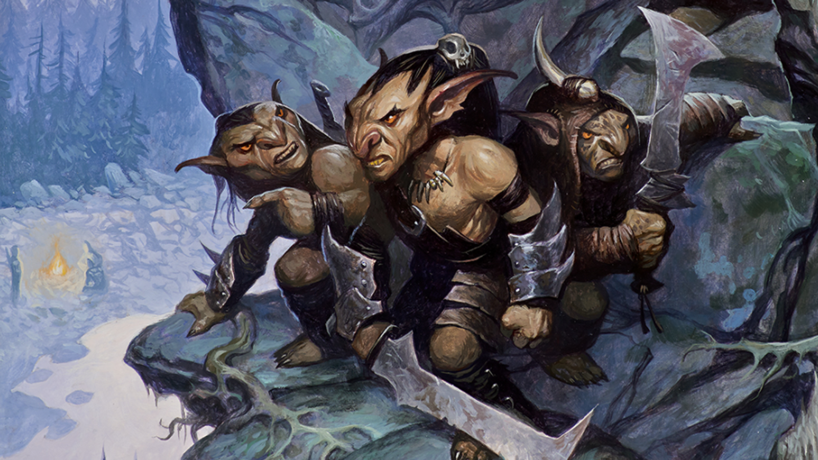 Goblin Fights In D&D Are The Worst