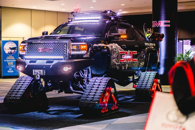 The Most Canadian Things At The Canadian International Auto Show - International auto show