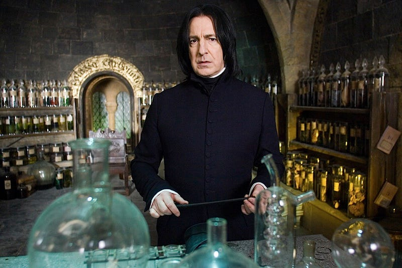 Illustration for article titled RIP Alan Rickman, Who Gave Us Villains to Root For