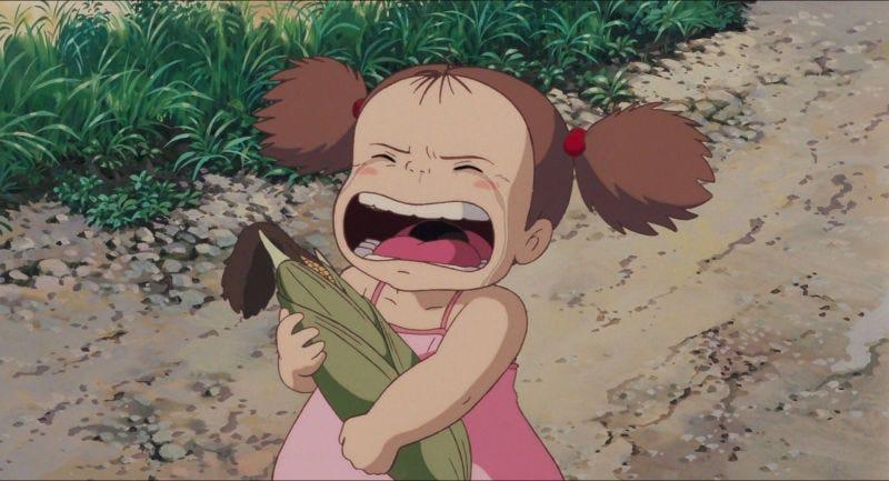 Illustration for article titled El inquietante error en una escena de Mi vecino Totoro que los fans han hallado 31 años después