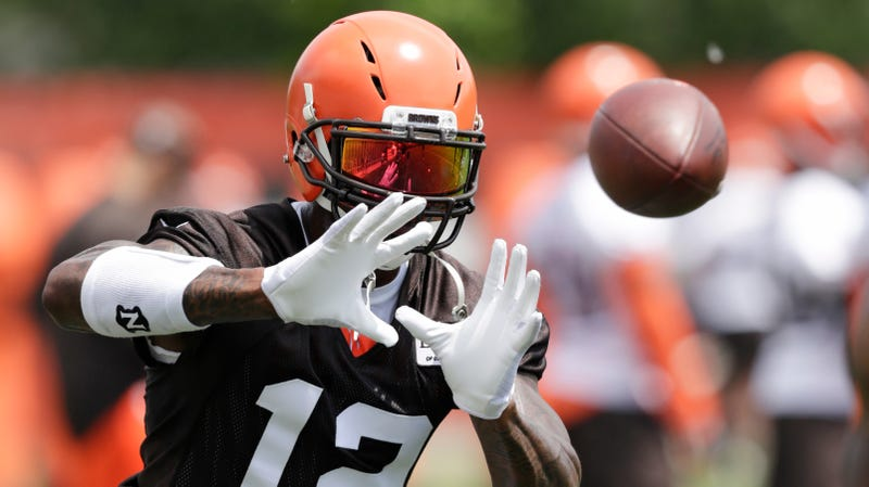 Illustration for article titled Josh Gordon Will Miss The Start Of Training Camp For Unclear Reasons