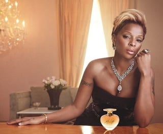 Illustration for article titled Mary J. Blige's Record-Shattering Perfume Launch