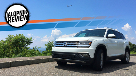 VW Atlas Towing Capacity >> The 2018 Volkswagen Atlas Towed My Classic Vw Race Car
