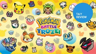 Illustration for article titled Pokémon Battle Trozei: The TAY Review