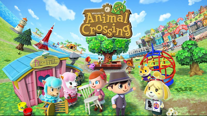 Illustration for article titled How Are You Supposed to Enjoy Animal Crossing?