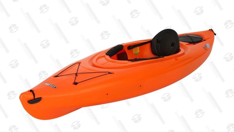 Lifetime Lancer 100 Kayak | $200 | Walmart