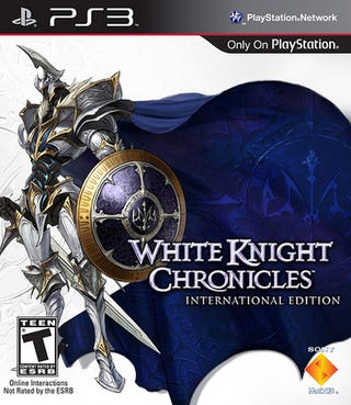 Illustration for article titled White Knight Chronicles Goes International In February