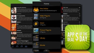 Illustration for article titled Daily App Deals: Stream Media to Your Android Phone With Plex, Now 60% Off