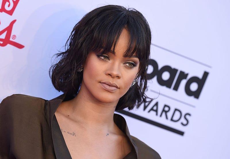 Singer RihannaAxelle/Bauer-Griffin/FilmMagic