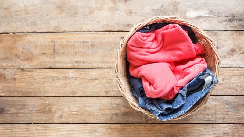 no hook up laundry