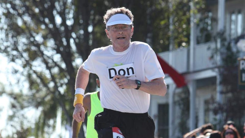 Illustration for article titled A Miracle Drug Keeps This 70-Year-Old Cancer Patient Running Marathons