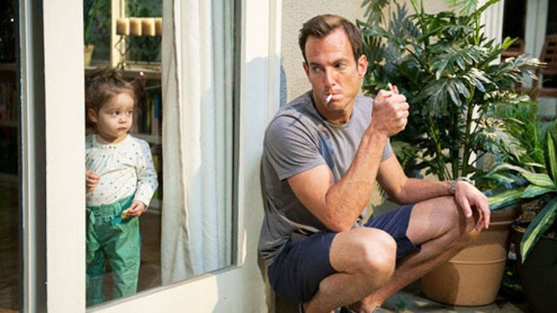 Illustration for article titled Will Arnett attempts escape to CBS sitcom, despite still being trapped within Up All Night's mangled body