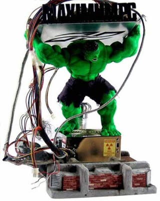 Illustration for article titled Hulk PC Mod is Nothing Short of Spectacular