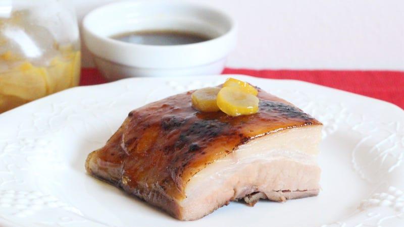 Illustration for article titled You Should Brûlée Your Pork Belly