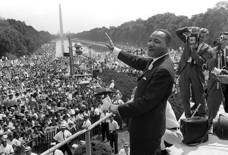Illustration for article titled Martin Luther King Jr.'s Action Plan