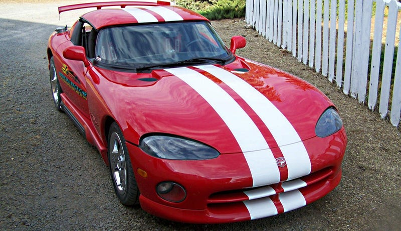 Illustration for article titled Now You Can Buy A Dodge Viper For The Price Of A Used Camry