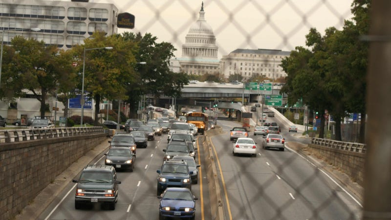 Illustration for article titled Hundreds Of Unused Government Cars Are Just Sitting Around D.C.