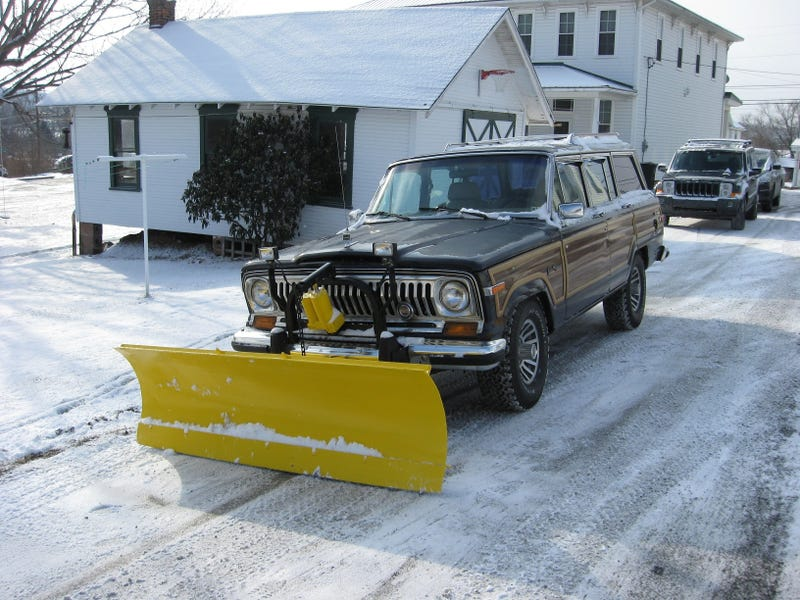 Craigslist Hunt - Plow Truck edition