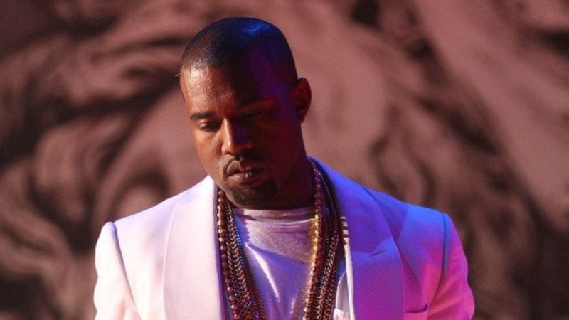 """Personal Yeezus"" is an almost perfect mashup of Kanye West, Depeche Mode"