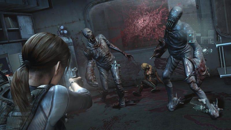 Image result for resident evil games