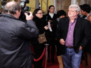 George Lucas (Jemal Countess/Getty Images)