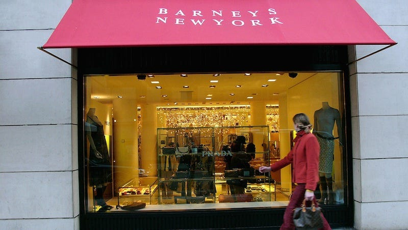 Illustration for article titled Barneys Settles 2013 Racial Profiling Lawsuit