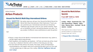 Illustration for article titled AirTreks Helps You Plan and Book Your Entire Around the World Vacation