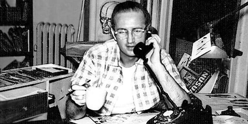 Illustration for article titled Comics legend Steve Ditko dead at 90
