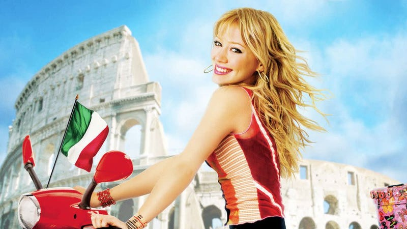 Roma, baby!