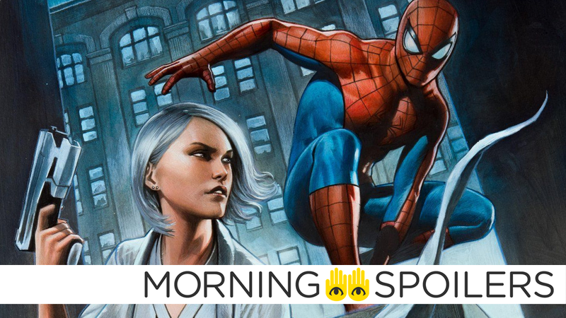 Sony Still Has Plans for Silver Sable and the Black Cat