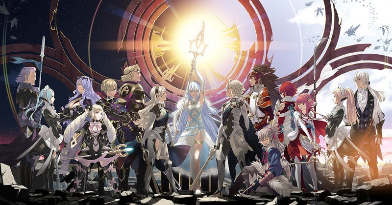 Illustration for article titled Nyren's Corner: Fire Emblem Fates - Revelations May Be Headed to Nintendo Switch