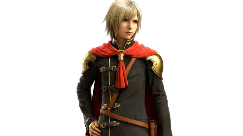 """Illustration for article titled The Final Fantasy """"Agito"""" Name Returns!"""