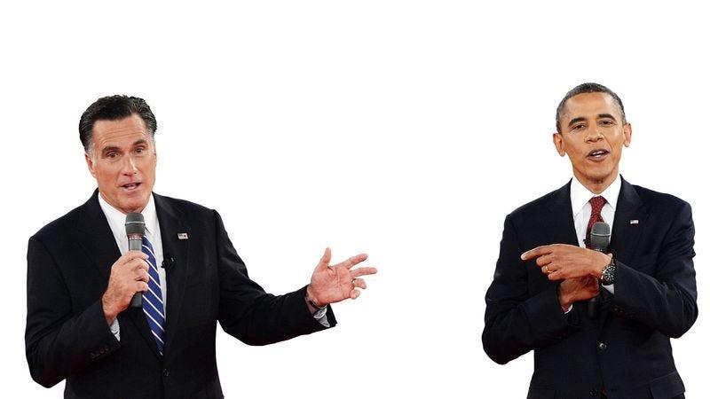 Fact Checking Mitt Romney >> Fact-Checking The Debates