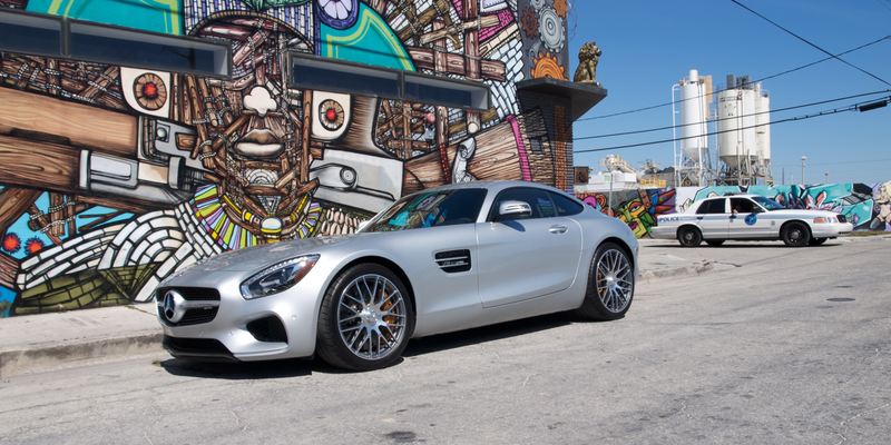 Illustration for article titled The Mercedes-AMG GT S Is A Triumph Of Speed And Style Over Anything Else