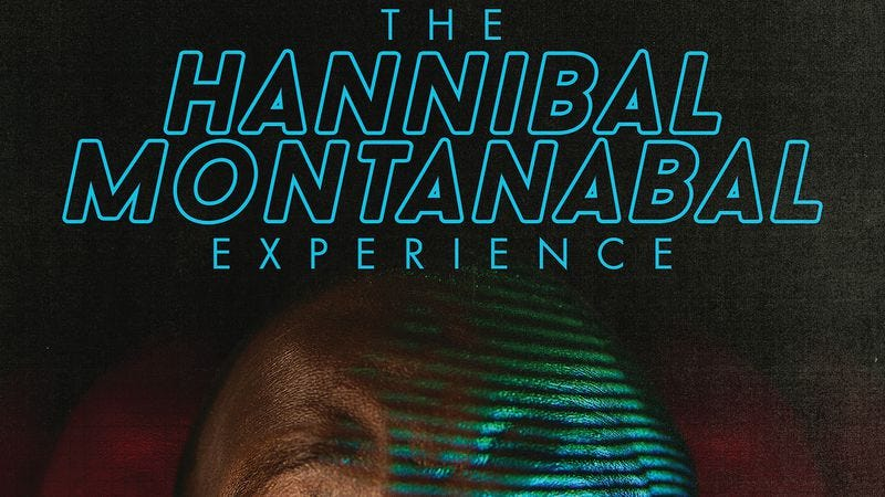Illustration for article titled Hannibal Buress announces new comedy tour, the Hannibal Montanabal Experience