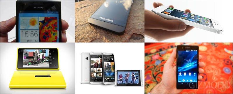 Illustration for article titled El nuevo Nokia Lumia 925 frente a la competencia. ¿Cuál es mejor?