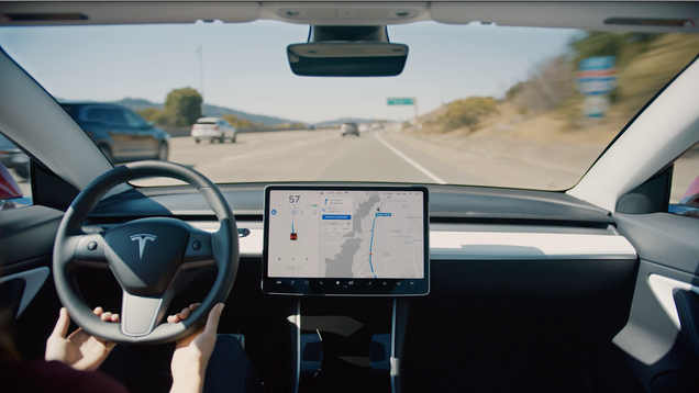 Tesla s  Navigate on Autopilot  Is a Step in the Right Direction