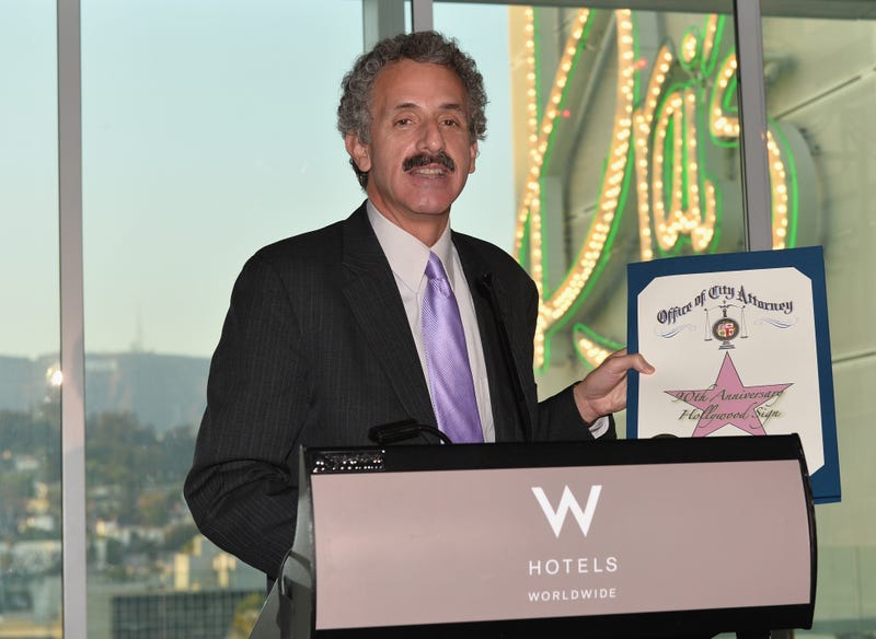 Los Angeles City Attorney Mike Feuer in 2013Alberto E. Rodriguez/Getty Images