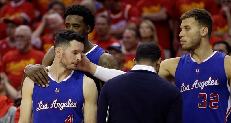 """Illustration for article titled J.J. Redick Would Like To Give The Clippers An """"F-Minus"""" In Free Agency"""
