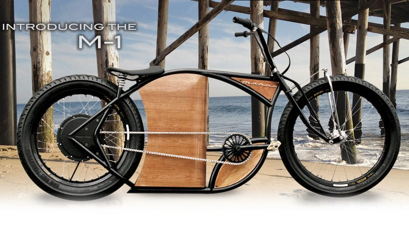 an electric bike that looks like a harley. Black Bedroom Furniture Sets. Home Design Ideas