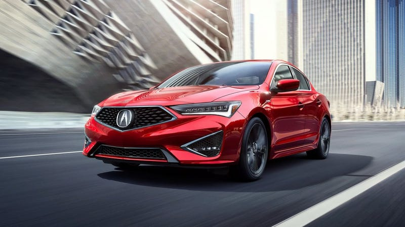 2019 Acura Ilx Hot Damn They Got This Thing To Look Cool Finally