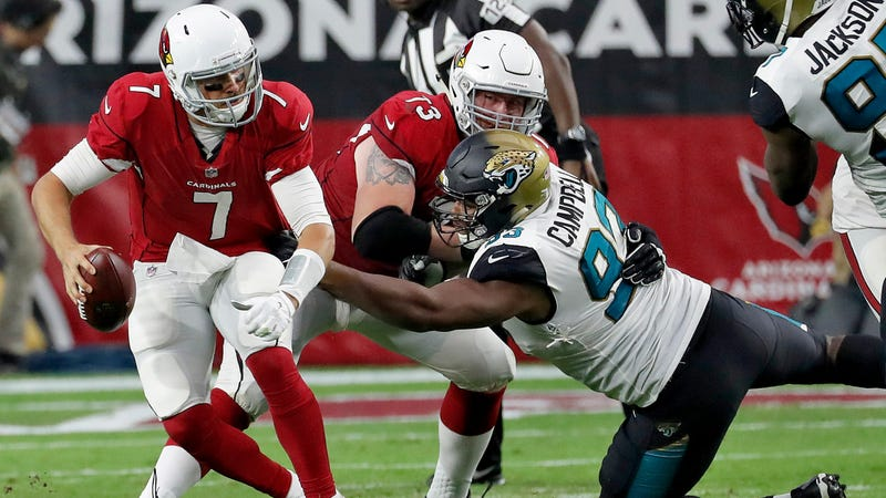 Jalen Ramsey expected to play against Cardinals