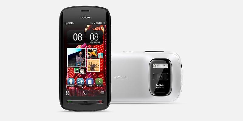Illustration for article titled Un Nokia PureView con cámara de 41 megapíxeles sería espectacular