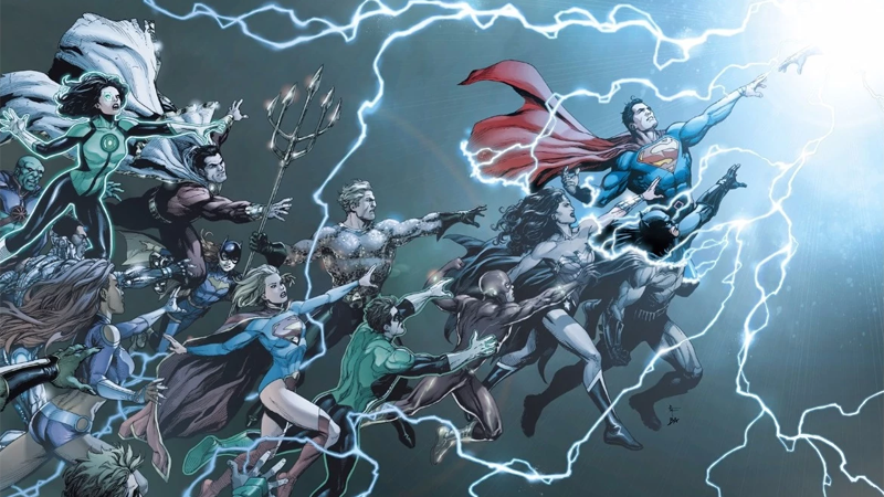 DC Comics us undergoing a slight rebirth of its own.
