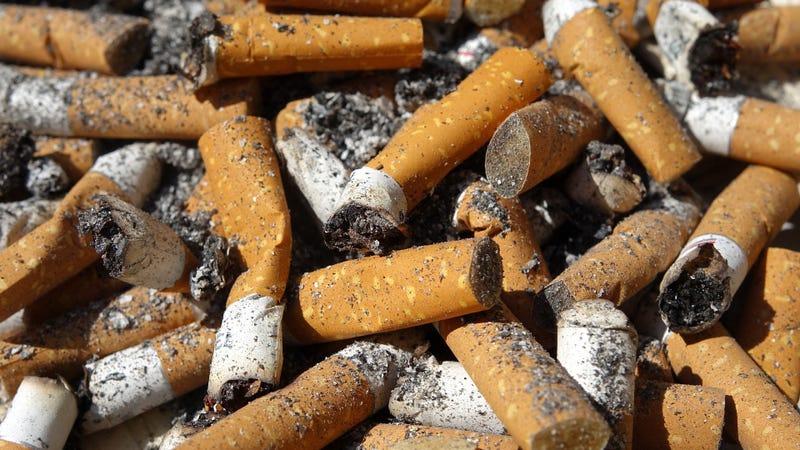 Illustration for article titled El mayor contaminante de los océanos no son las pajitas, sino las colillas de los cigarrillos