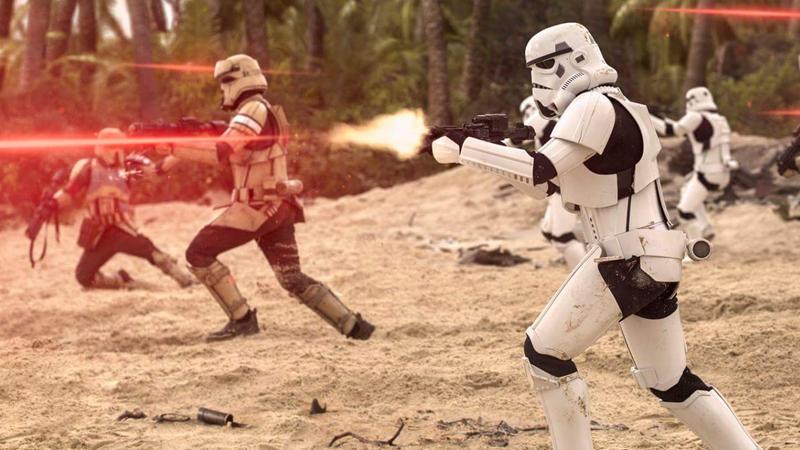Illustration for article titled Todos los cameos y las referencias ocultas a Star Warsque has podido pasar por alto en Rogue One