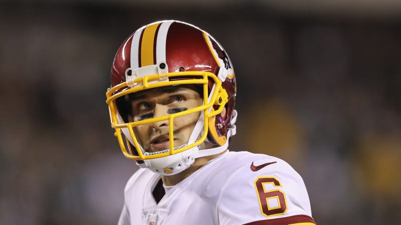 Illustration for article titled Colt McCoy Injury Opens Door For Mark Sanchez, With Predictable Results