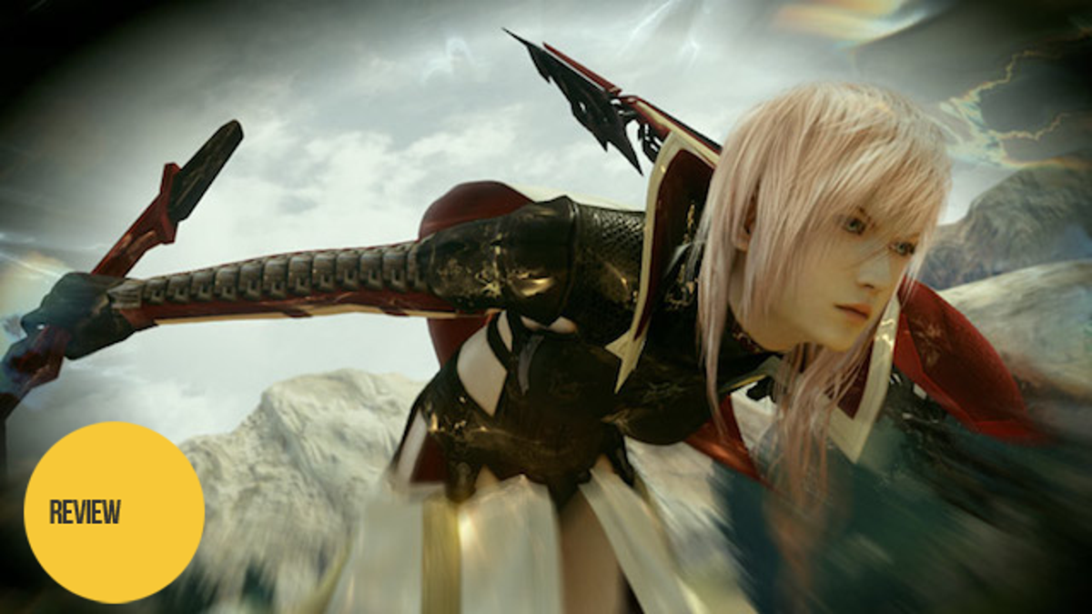Lightning Returns: Final Fantasy XIII: The Kotaku Review