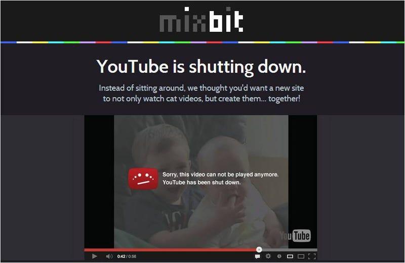 Illustration for article titled El nuevo servicio del co-fundador de YouTube ya tiene nombre: MixBit