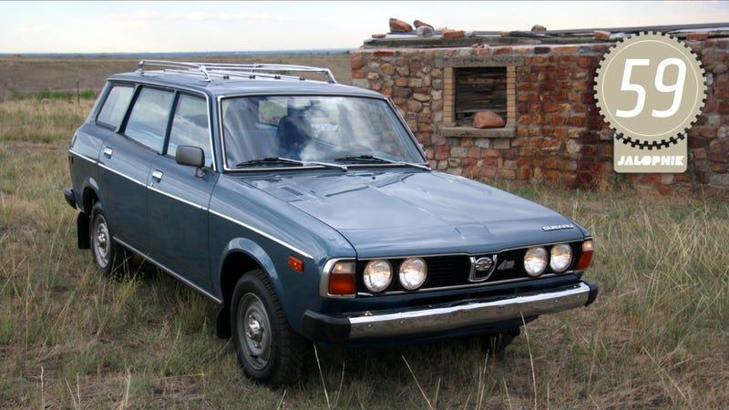 1978 Subaru Gl Wagon The Jalopnik Classic Review